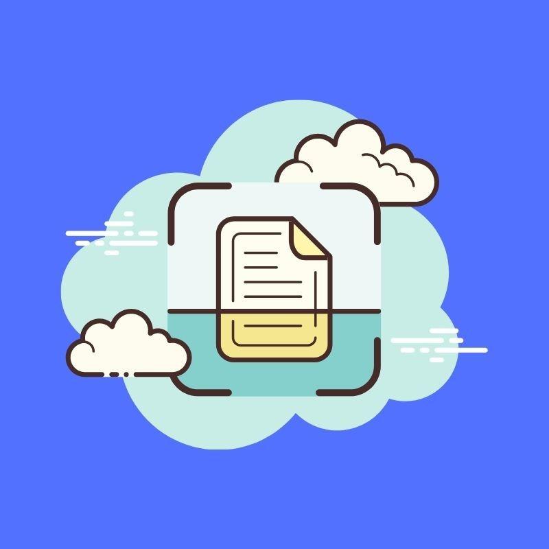 digital U.S Mail scanning