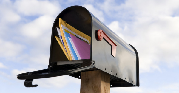 Rent us mailbox for international mail freight forwarding for What to do with old mailbox